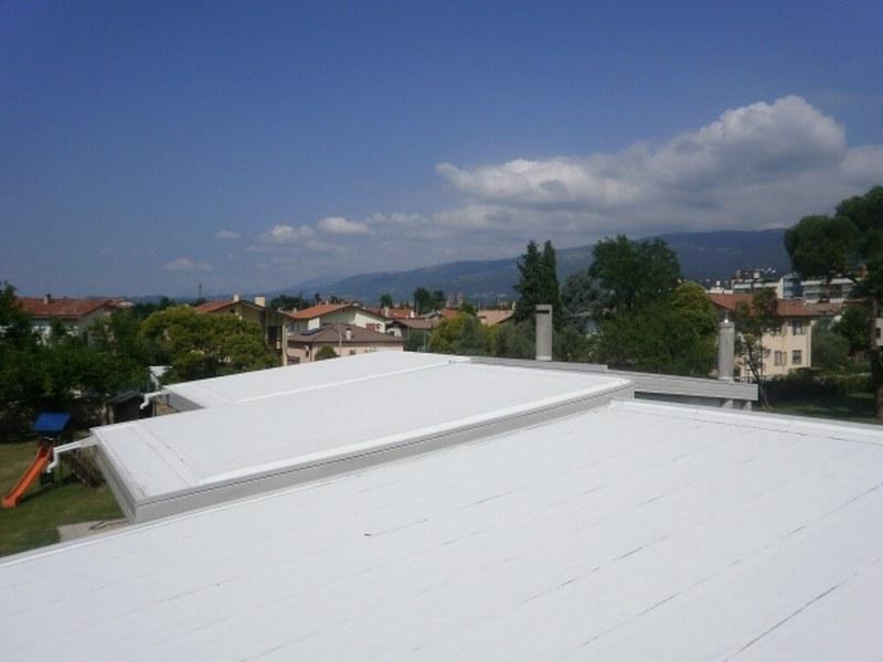 Comune di Bassano del Grappa, Asilo per l'Infanzia, rifacimento copertura