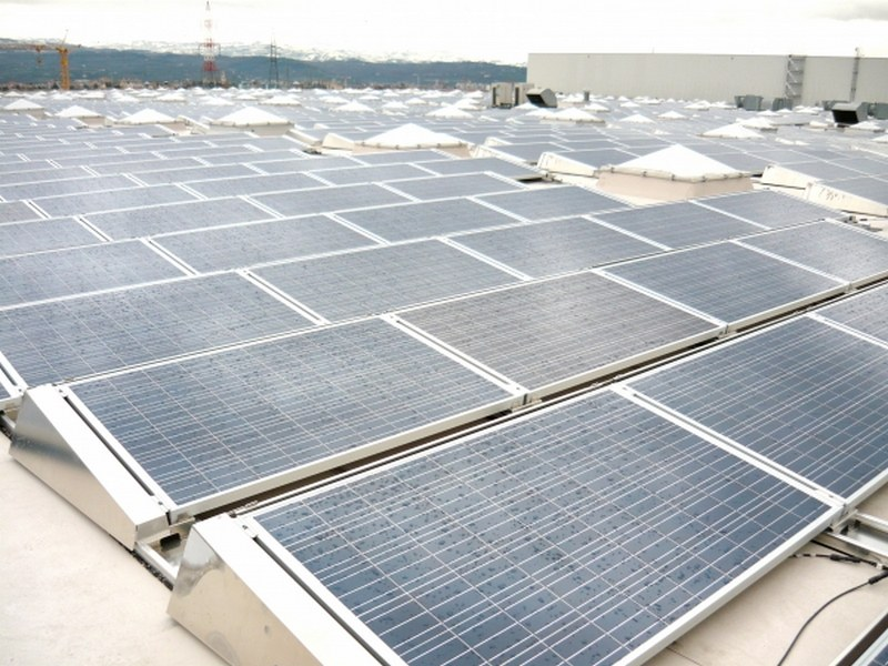 Autogerma a Verona, impermeabilizzazione e sistema fotovoltaico