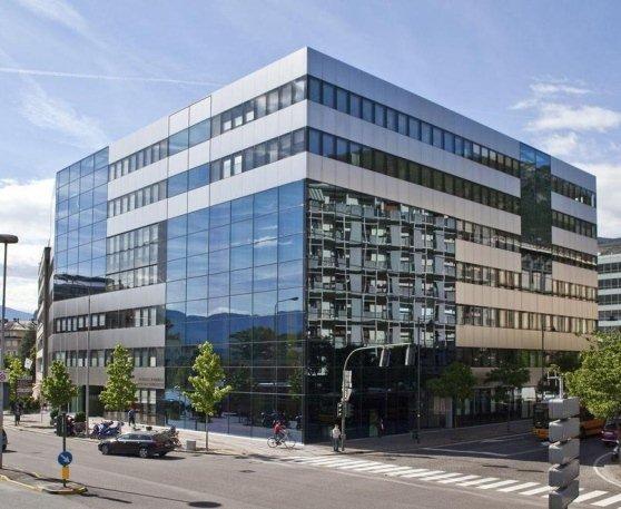 Camera di Commercio di Bolzano - impermeabilizzazione della copertura e del solaio con tetto compatto con Foamglass e doppia guaina bituminosa
