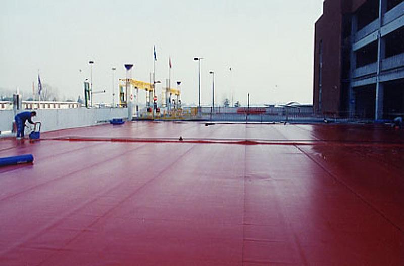 SAVE a Tessera, copertura parcheggio multipiano aeroporto di Venezia