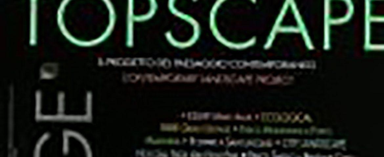 Nuova campagna pubblicitaria sulla rivista Topscape edita da Paysage